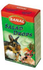 Sanal Snacks Rongeurs Gouttes de Légumes