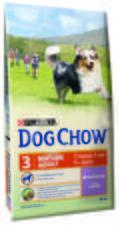 Dog Chow Adulte Senior à l'Agneau
