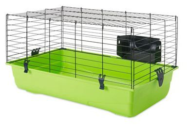 Lapin Cage 80X50X43 Environnement