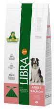 Libra Dog Saumon