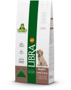 Libra Dog Puppy Lamb & Rice