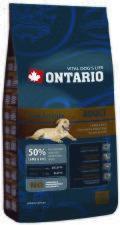 Ontario Dog Low Activity Lamb 900g